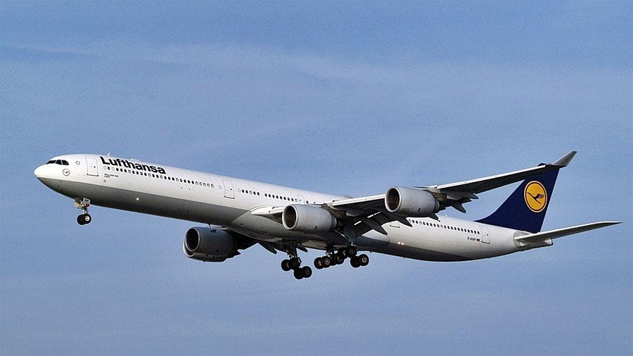 Mit Großraummaschinen fliegt Lufthansa nach Israel. (Foto: Ingrid Friedl/Lufthansa)
