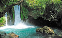 Banias Wasserfall