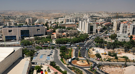 Jerusalem judäisches Hochland