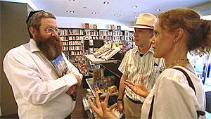 Was bewegt die jüdischen Gemeinden. (Foto: 3sat)