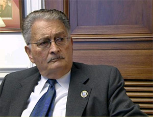 Morrie Amitay, jüdischer Lobbyist in Washington. (Foto: ARD)