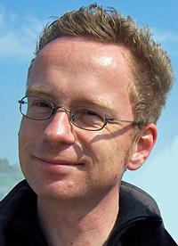 Referent Alex Feuerherdt ist Kenner der Nahost-Szene. (© privat)