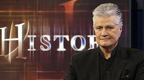 ZDF History wird moderiert von Guido Knopp. (© ZDF)