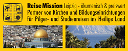 Reise Mission Leipzig