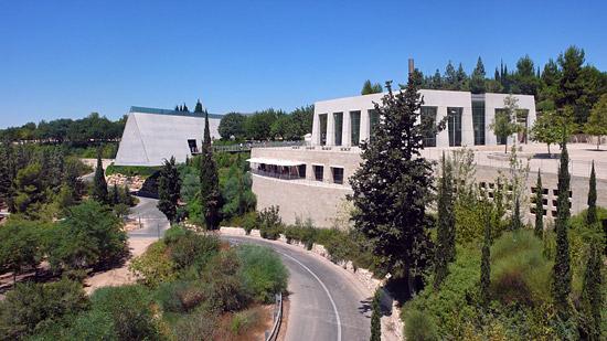 Im Jahr 1953 wurde die Holocaust Gedenkstätte Yad Vashem in Jerusalem eröffnet. (© Matthias Hinrichsen)