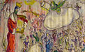 Chagall-Saal Knesset