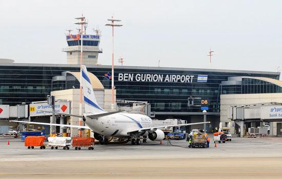 Erfreuliche Nachricht: Alle deutschen und amerikanischen Fluggesellschaften fliegen wieder Israel an. (Symbolfoto © Matthias Hinrichsen)