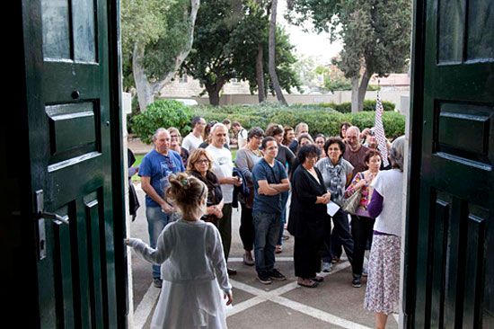 In Jerusalem öffnen sich an vielen Stellen in der ganzen Stadt vom 26. bis 28. Oktober die Türen. (© Open House Jerusalem)