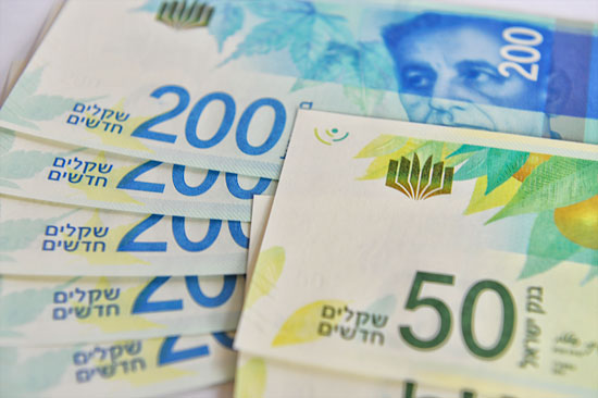 Wie kommt man bei Diebstahl oder Verlust in Israel am schnellsten an Bargeld? (© Matthias Hinrichsen)