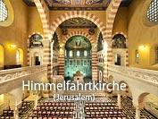 Himmelfahrtkirche Jerusalem
