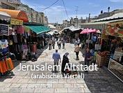 Jerusalem Altstadt arabisch