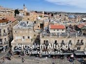 Jerusalem Altstadt christlich