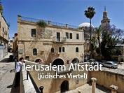 Jerusalem Altstadt jüdisch