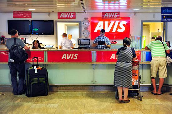 Mietwagen Leihwagen Israel Flughafen