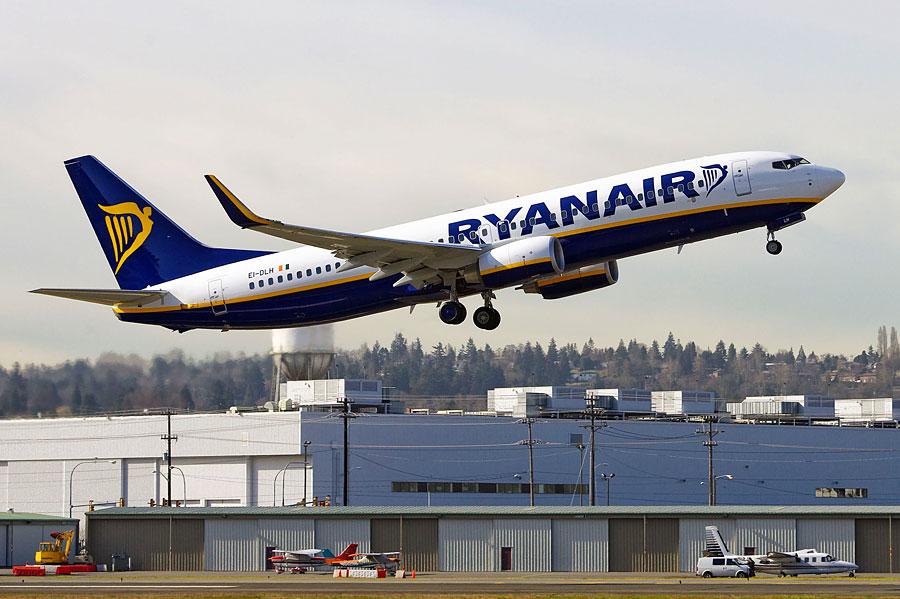 Ryanair fliegt in den Wintermonaten nach Israel, vorzugsweise nach Eilat. (© Ryanair)