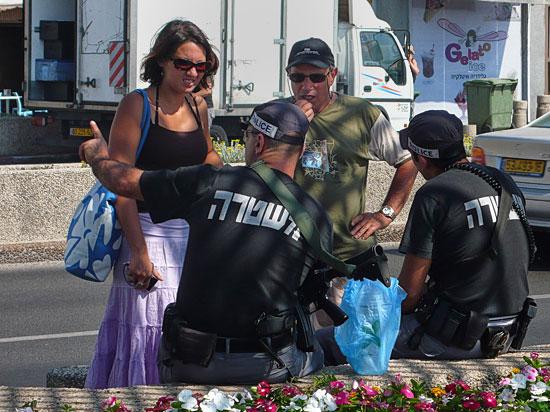 Die Sicherheitskräfte in Israel sind besonders geschult in der Terrorabwehr. (© IsraelMagazin)