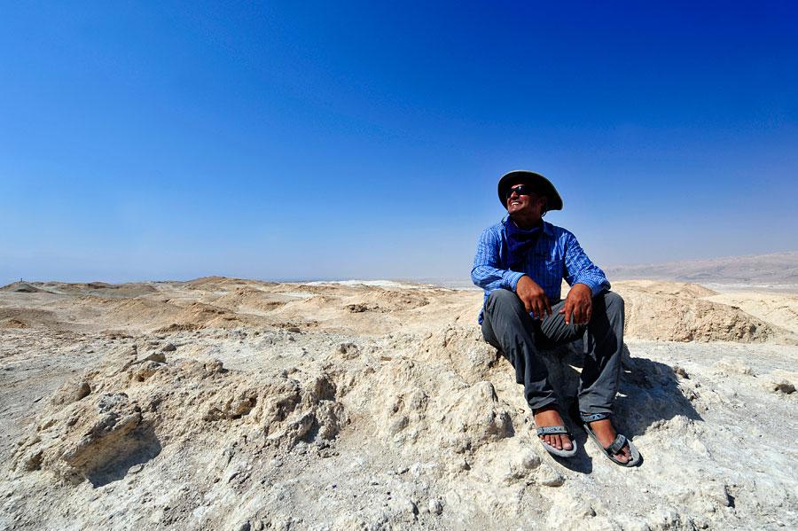 Der Negev - Heimat der Beduinen. (© Matthias Hinrichsen)Der Negev - Heimat der Beduinen. (© Matthias Hinrichsen)