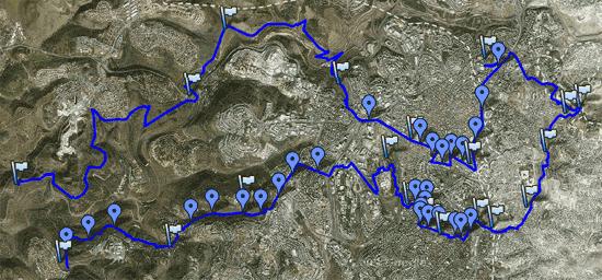Jerusalem Trail