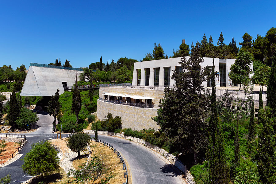 Gedenkstätte Yad Vashem in Jerusalem. (© Matthias Hinrichsen)
