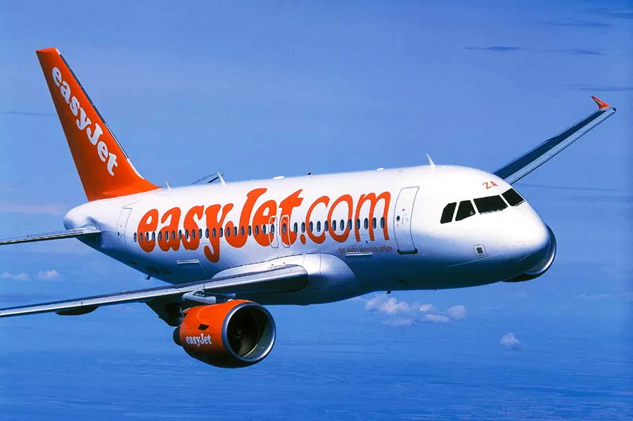 EasyJet fliegt ab Basel, Genf und Berlin nach Tel Aviv. (© easyJet)