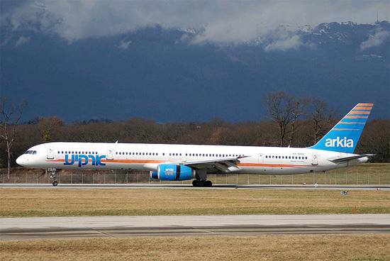 Aktuell fliegt Arkia von Deutschland nach Israel mit einer Boeing 757. Zwei modernere Boeing 777 sind bereits bestellt. (© Aero Icarus/flickr CC BY-SA 2.0)