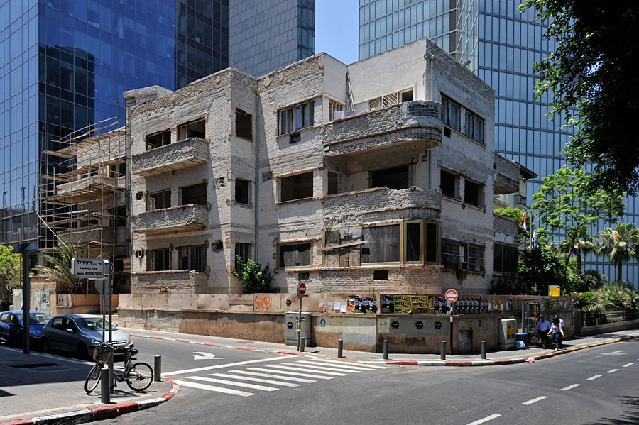 Bauhaus Oranienburg bauhaus weisse stadt tel aviv renovierung 0384 550 jpg