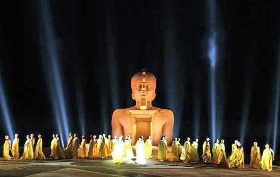 """Nach den erfolgreichen Opernwochenenden letztes und dieses Jahr folgt 2012 die Bizet-Oper """"Carmen"""". (© Israeli Opera)"""