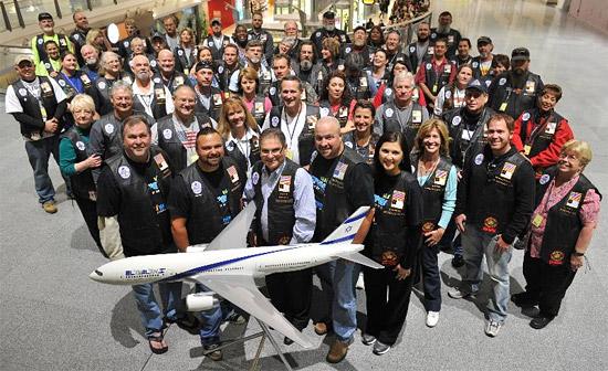 Genau 71 amerikanische Harley-Biker nehmen an der Tour durch Israel teil. (© Israelisches Verkehrsbüro Nordamerika)