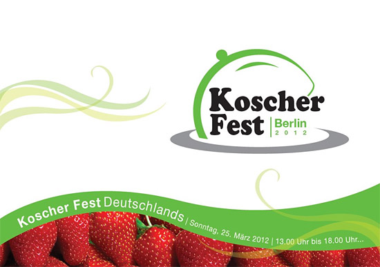 Das erste Koscher-Fest Deutschlands findet in Berlin am 25. März ab 13.00 Uhr statt.
