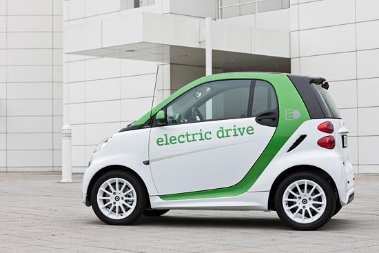 """Der neue """"smart fortwo electric drive"""" kommt dieses Jahr auf den Markt - auch in Israel?(© Daimler/Smart)"""