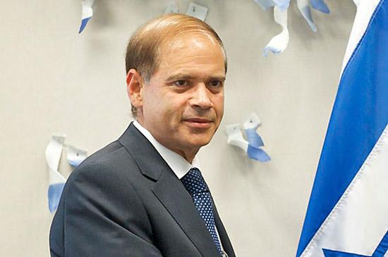 Der neue israelische Botschafter in Berlin ist Yaacov-Hadas-Handelsman. (© Coucil of the European Union)