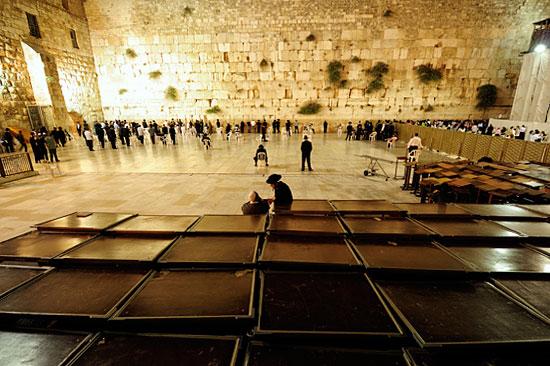 Shalom Aleichem ist die Begrüßung unter Juden. (© Matthias Hinrichsen)