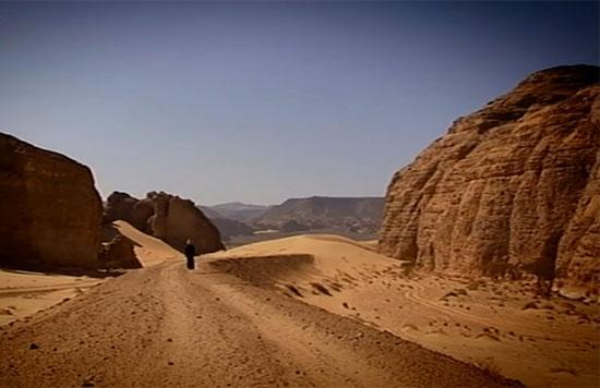"""""""Auf den Spuren des Weihrauchs - In Jordanien und Israel"""" ist die vierte Folge einer Serie über die legendäre Weihrauch-Route. (© ZDF)"""
