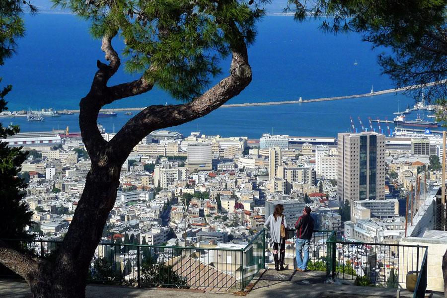 Für Touristen ist der Haifa Trail genau das Richtige, um die Stadt in all ihren Facetten kennenzulernen. (© Shachar Laudon)