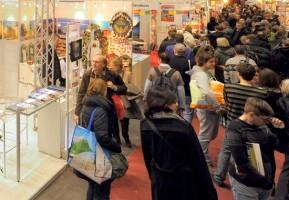 """Die """"REISEN"""" in Hamburg hat vom 6. bis 10. Januar 2012 ihre Pforten geöffnet. (© Hartmut Zielke/Reisen Hamburg)"""