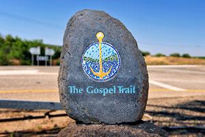 Start des Gospeltrails ist in Nazareth. (© Dafna Tal/IMOT)