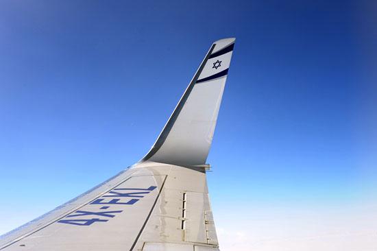 Die israelische Fluggesellschaft EL AL darf künftig sämtliche EU-Flughäfen anfliegen, bekommt aber auch mehr Konkurrenz auf Flügen nach Israel. (© Matthias Hinrichsen)