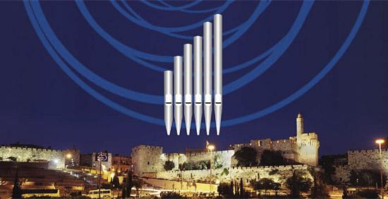 Den Abschluss des Internationalen Orgel-Festivals in Israel bilden drei Abschlusskonzerte am 10., 14. und 15. Juni 2013 in Tel Aviv, Haifa und Jerusalem. (Ausschnitt Festival-Plakat)