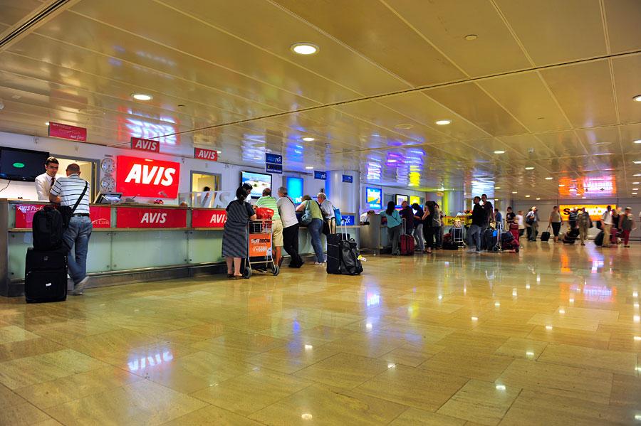 Mietwagen Flughafen Ben Gurion