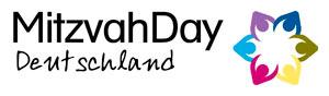 Logo zum Aktionstag. (© Mitzvah Day Deutschland)