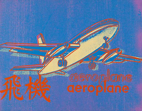 "Eines von 86 Werken der Ausstellung ""Andy Warhol: Toy Paintings"" im Tel Aviv Museum. (© 2013  The Andy Warhol Foundation for the Visual Arts, Inc. / Artists Rights Society (ARS), New York)"