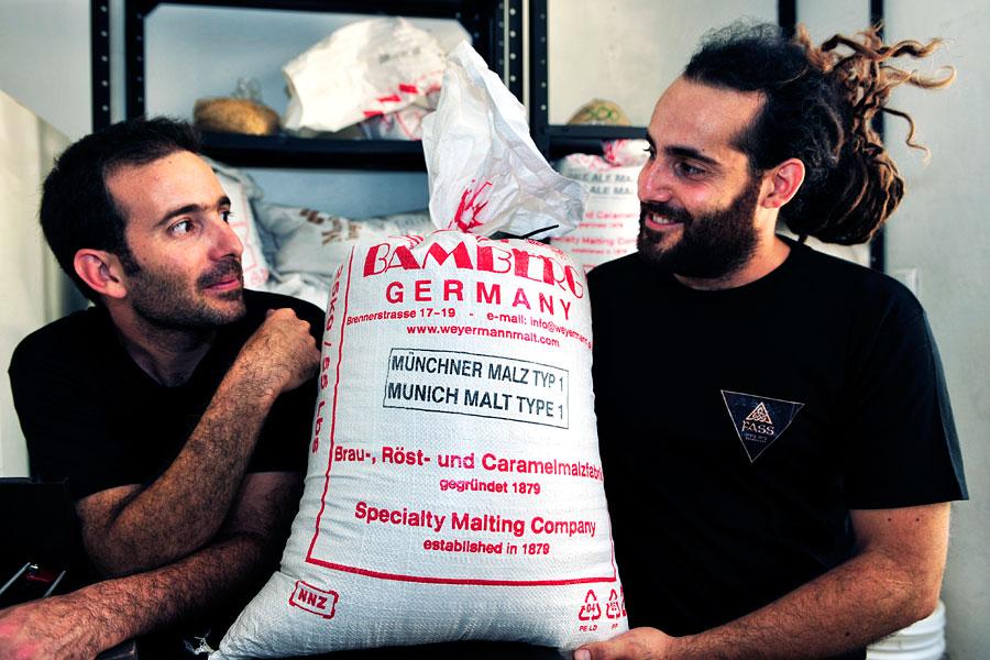 Mikro Brauerei Israel Golan