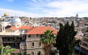 Die Altstadt Jerusalem ist jedes Jahr Anziehungspunkt für Millionen von Besuchern. (© IsraelMagazin)