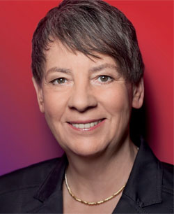 Bundesumweltministerin Barbara Hendricks.  (© Bundesumweltministerium)