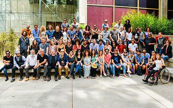 Rund 150 Pianisten werden während des Piano Festivals im Kunstmuseum in Tel Aviv aufspielen. (© Lior Rothshine)