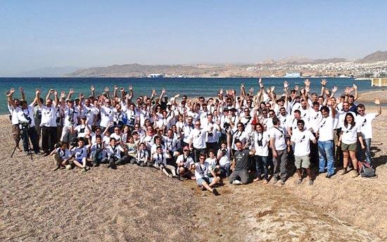 Professionelle Ornithologen und Hobby-Vogelbeobachter werden im kommenden März aus der ganzen Welt nach Eilat kommen. (© Dov Greenblat)