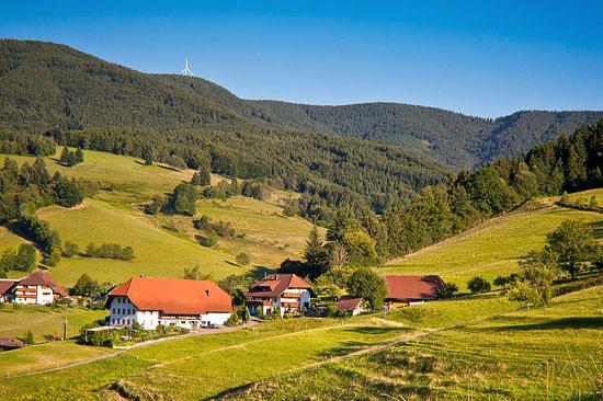 Rund eine Million Übernachtungen werden Israelis 2015 in Deutschland gemacht haben, Topreiseziel ist der Schwarzwald.  (© Patrick Kunkel/STG)