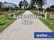 Bahai-Gärten Akko