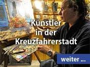 Akko Handwerker in der Kreuzfahrerstadt