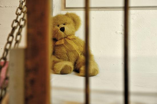 Der Teddy eines Jungen. (© Matthias Hinrichsen)